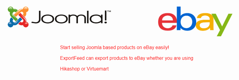 Joomla to eBay