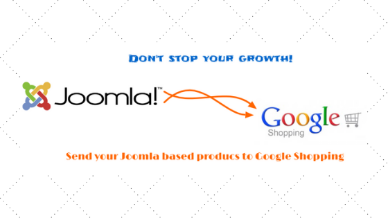Joomla to google shoppings