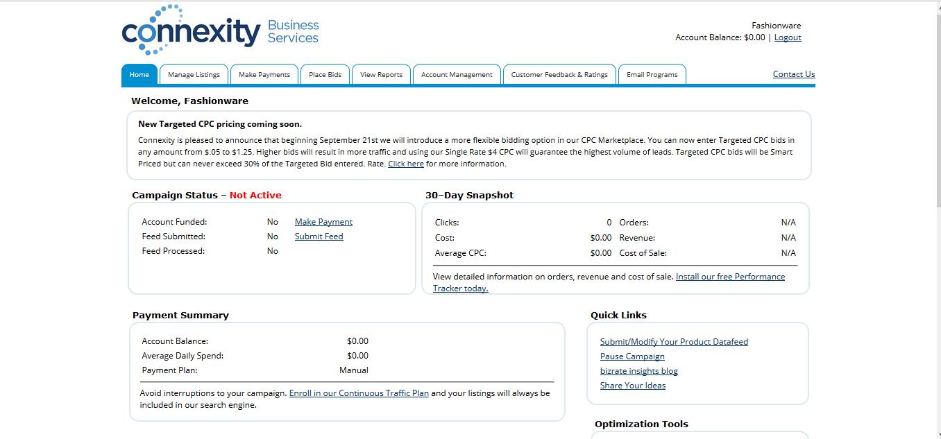 Shopzilla Upload Guide - exportfeed