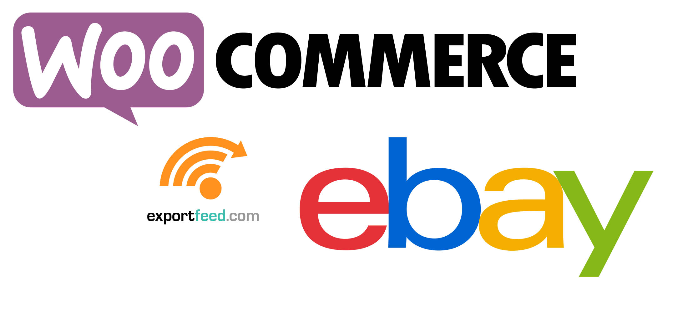 woocommerce feed export to ebay