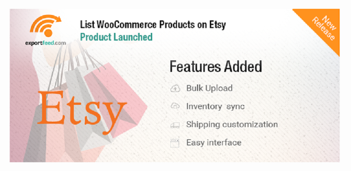 Etsy to WooCommerce product Launched