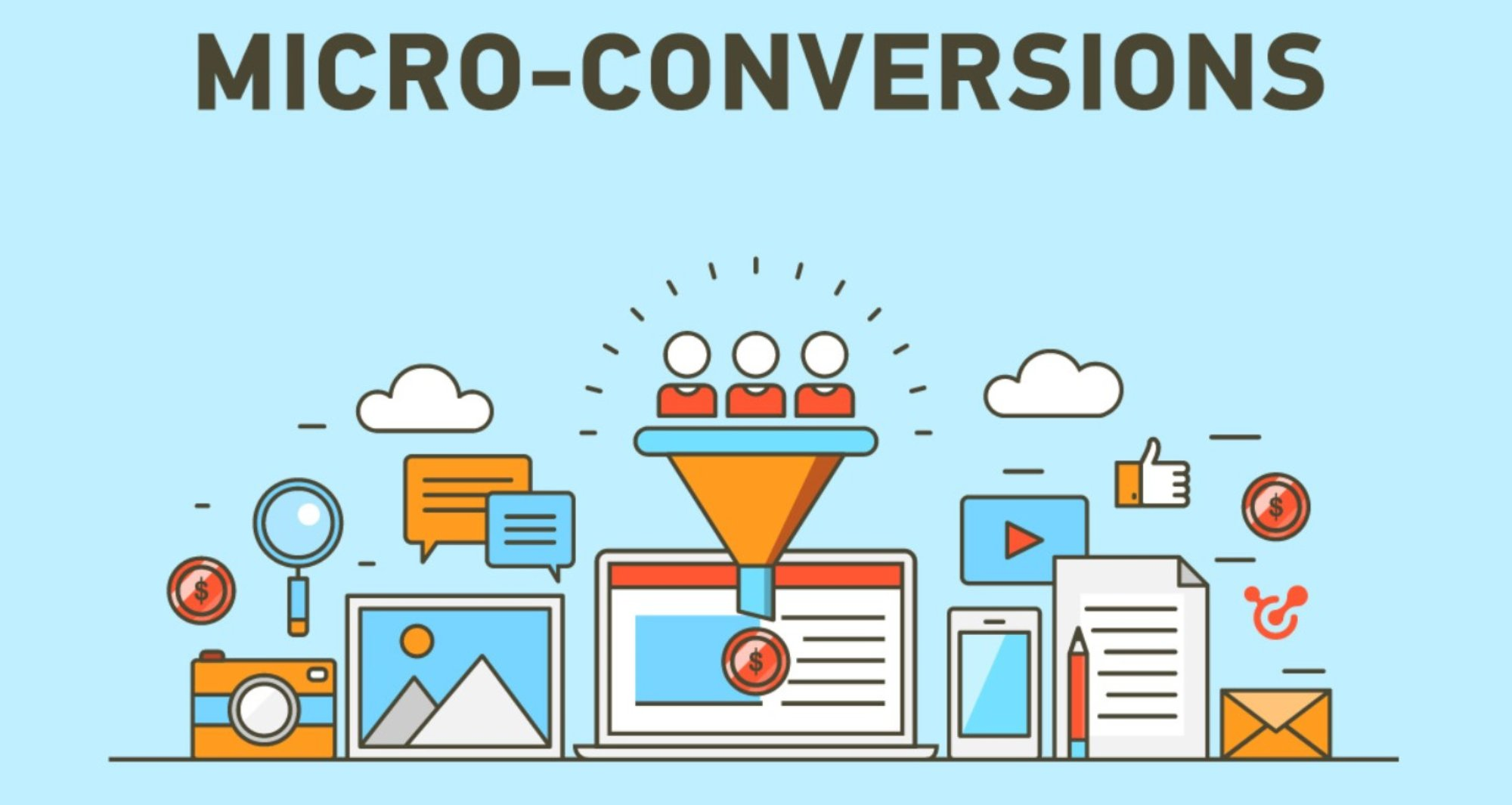 micro conversions for ecommerce