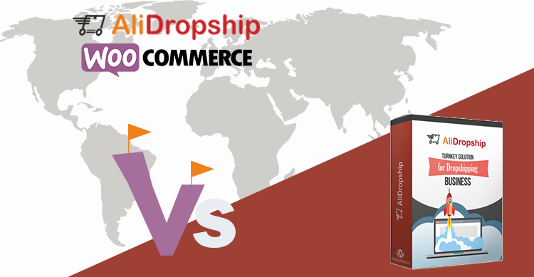 AliExpress DropShipping Plugin vs AliDropship WooCommerce