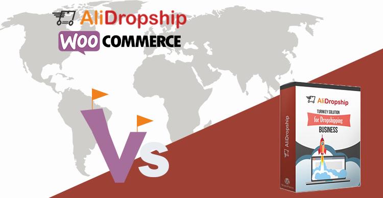 AliDropship WooCommerce Vs AliDropShip