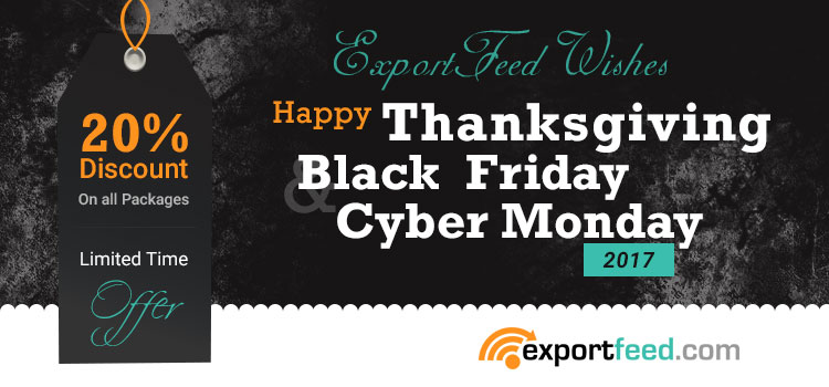 Happy Thanksgiving ExportFeed
