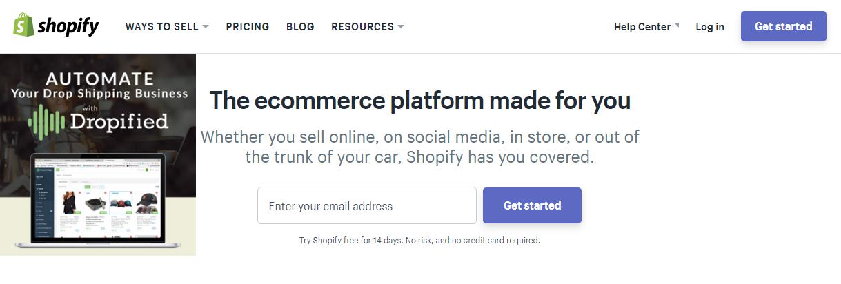 Best shopify drop shipping app