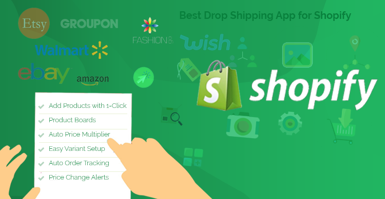 best shopify dropshipping app