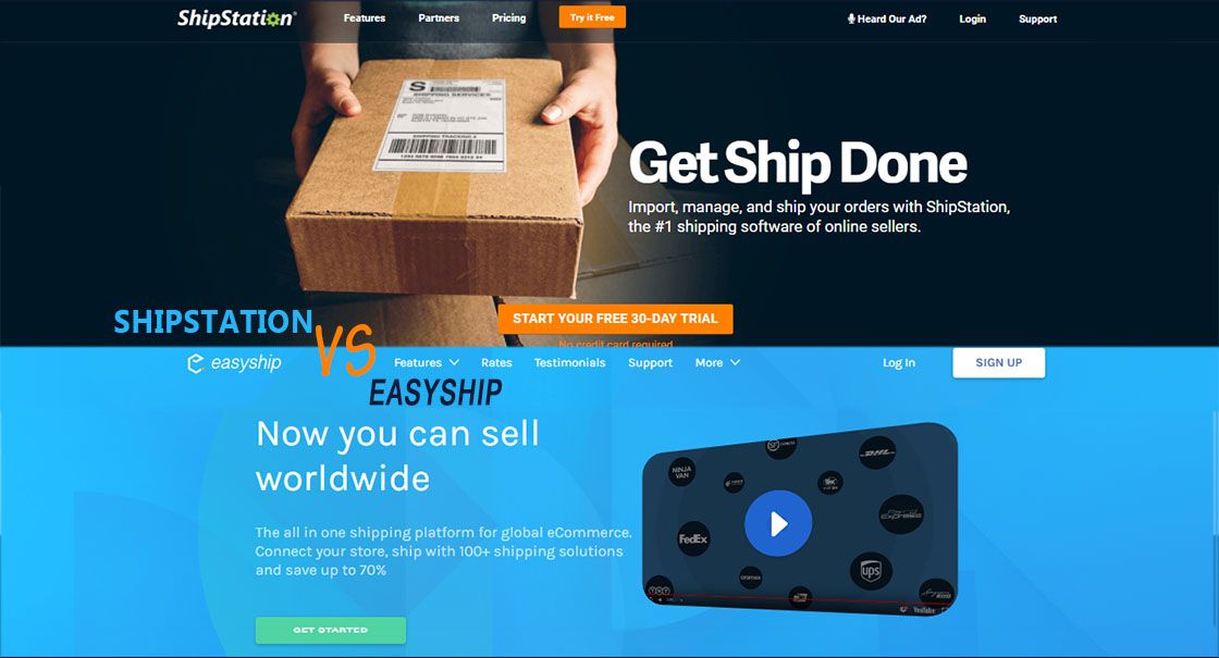 Comparing Shipping Apps for Dropshipping - EasyShip and