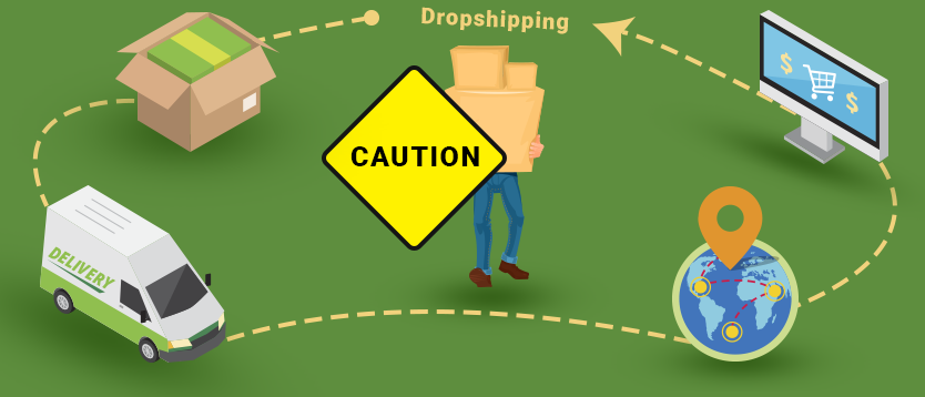 avoid eCommerce shipping blunders when dropshipping