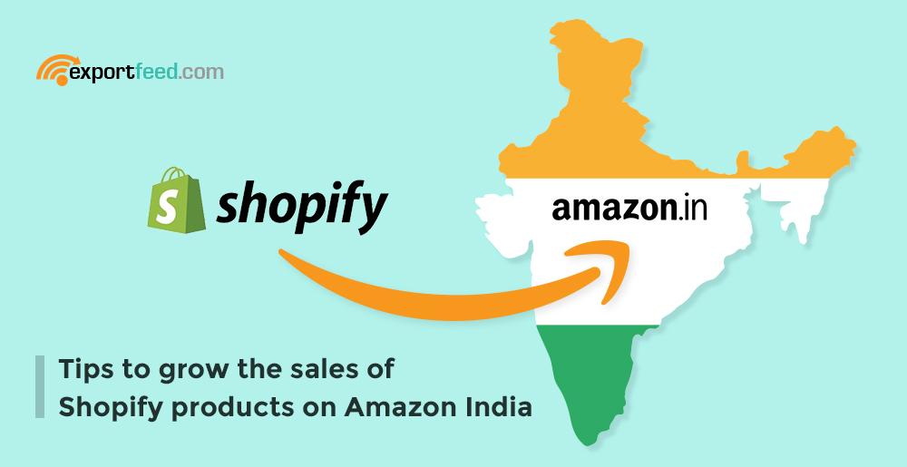 Shopify Amazon India