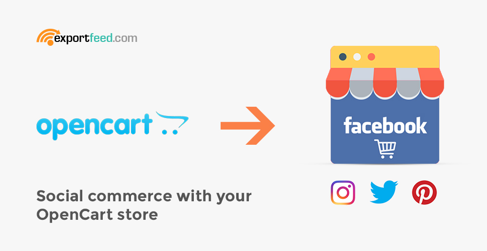 social commerce with opencart store