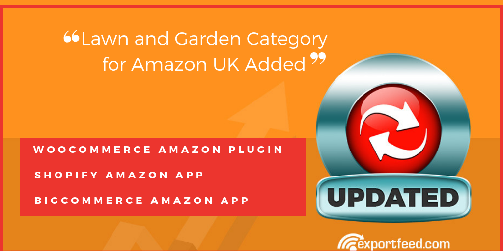 Lawn and Garden Category for Amazon UK Updated!