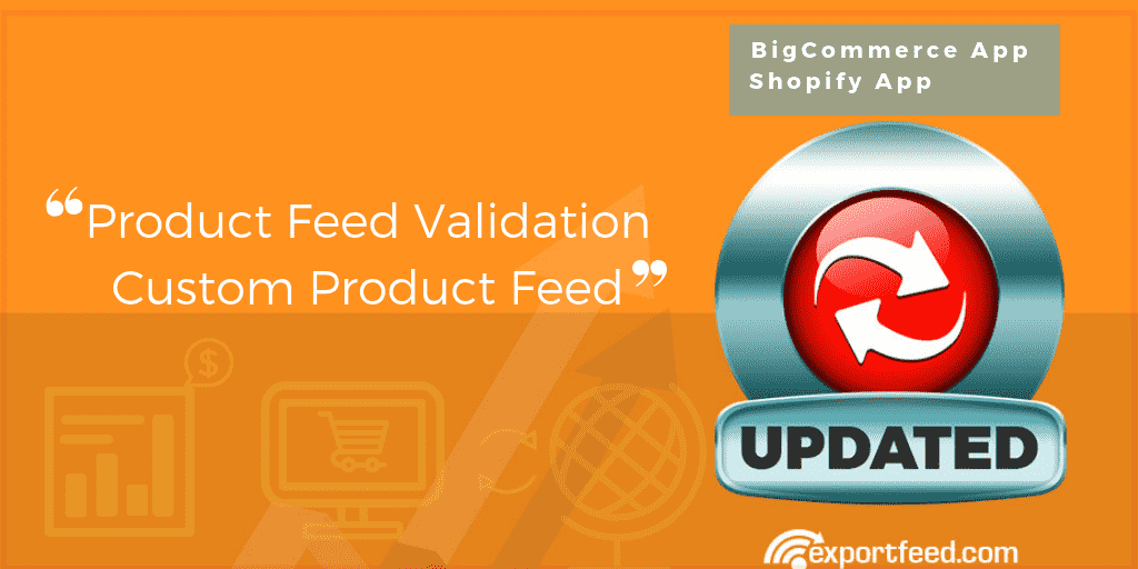 custom product feed product feed validation-min