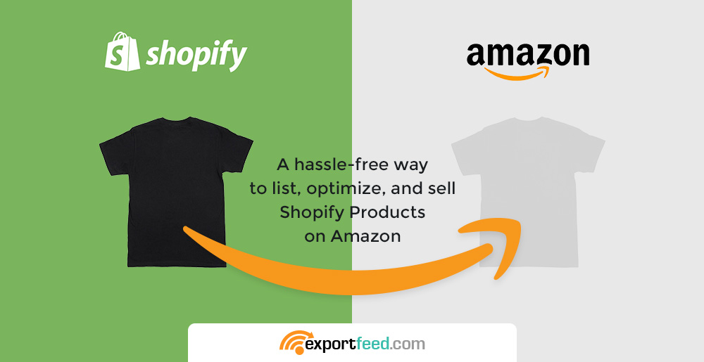shopify to amazon in hassle-free way