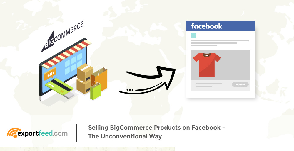 BigCommerce Facebook integration for sales boost