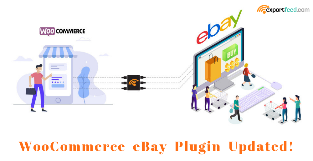 WooCommerce eBay Plugin Updated!