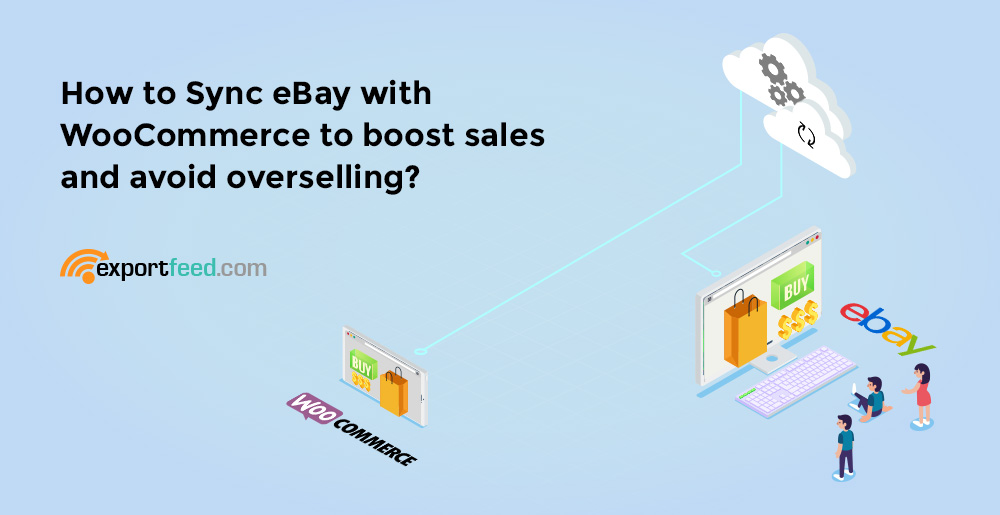 woocommerce ebay integration for product exposure
