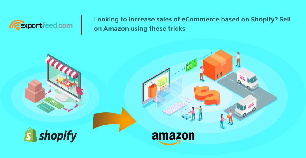 Shopify sell on Amazon