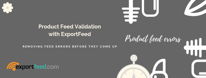 product feed validation