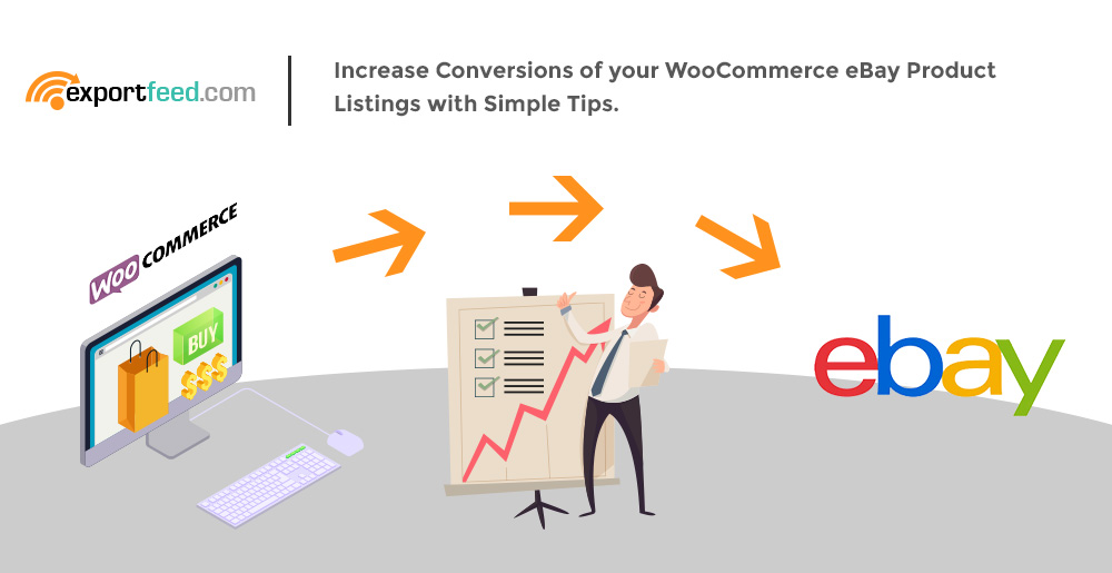 woocommerce ebay product listing