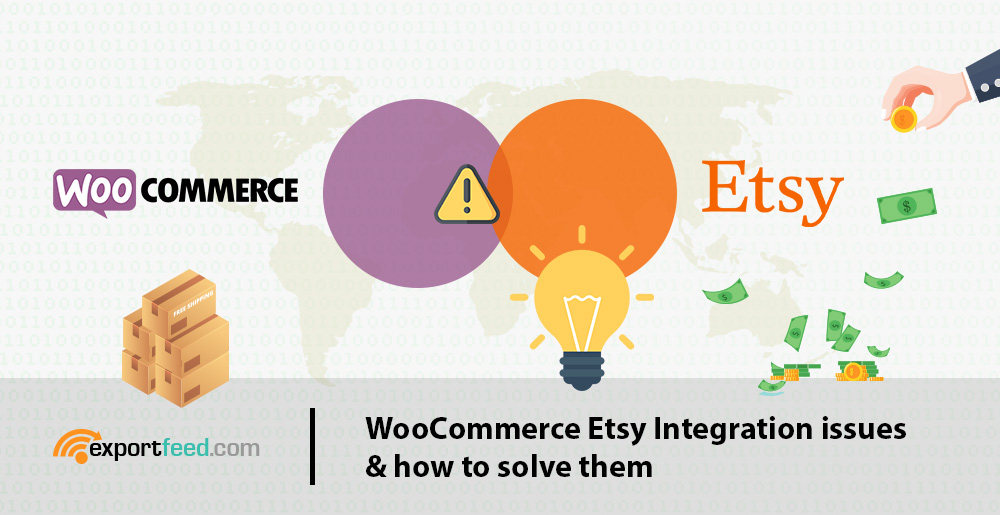 woocommerce etsy integration issues