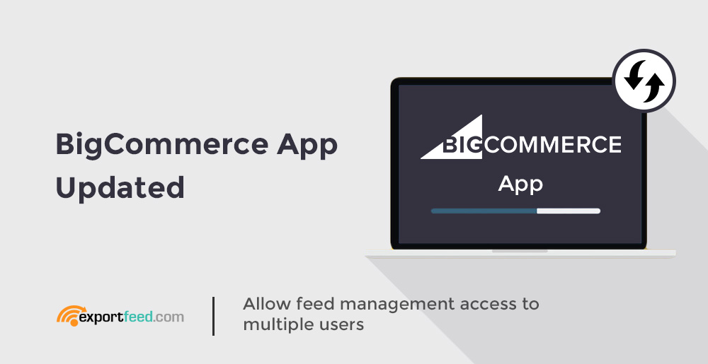 bigcommerce app updated