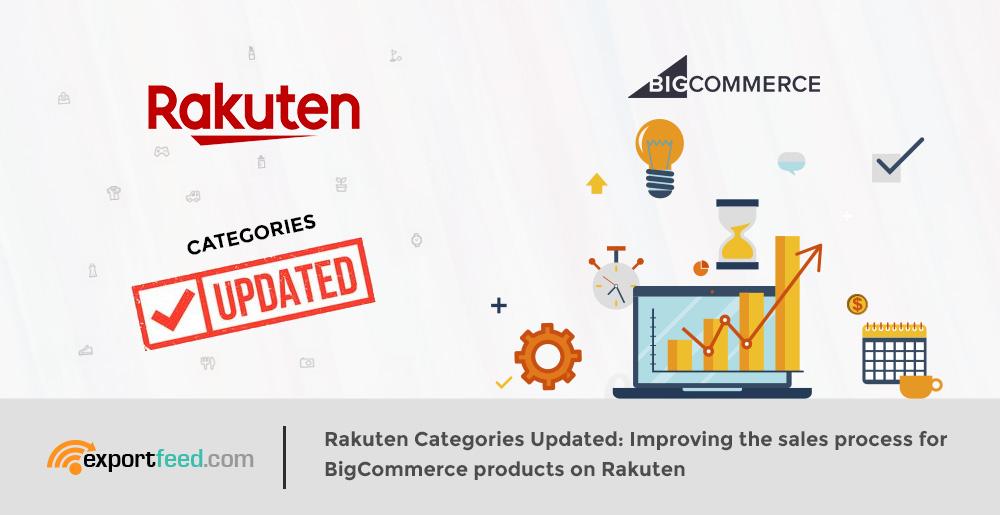BigCommerce Rakuten App Updated