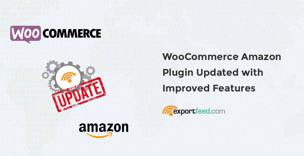 woocommerce amazon plugin updated