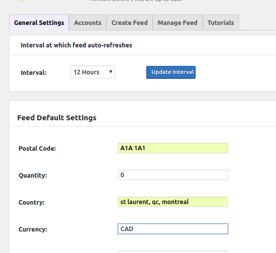 ebay general settings
