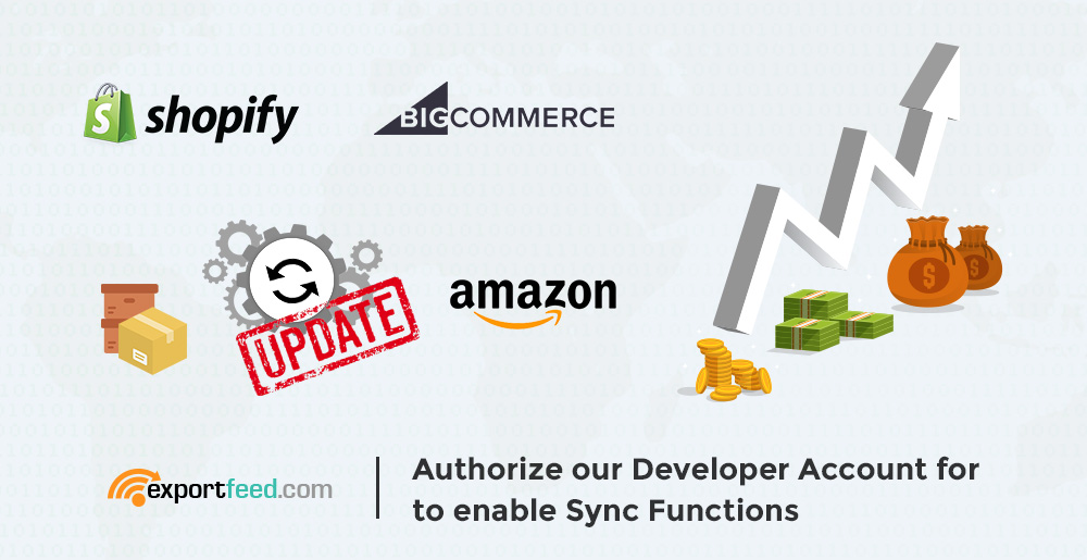 shopify bigcommerce amazon connection updated