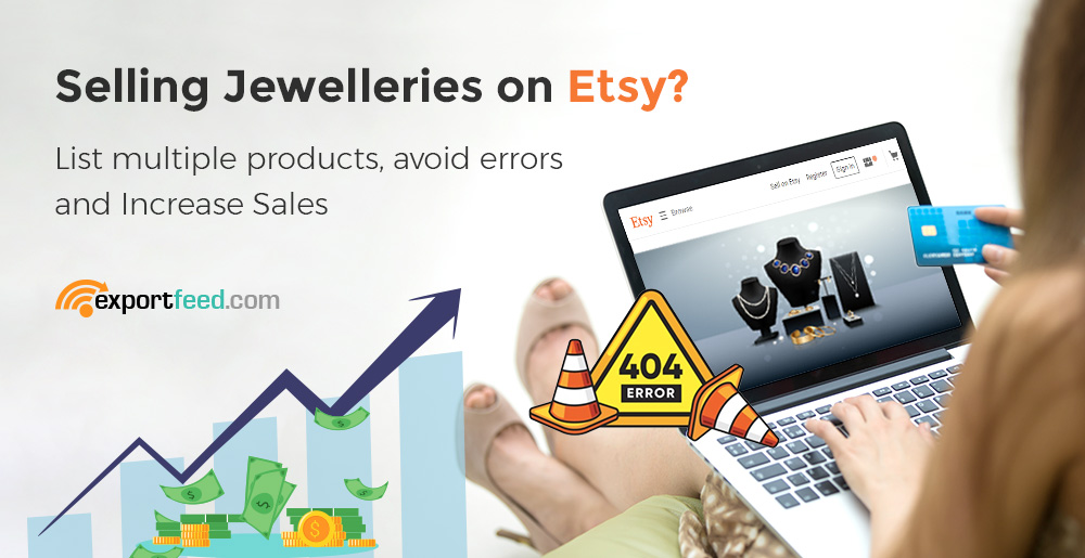 selling jewelleries on Etsy