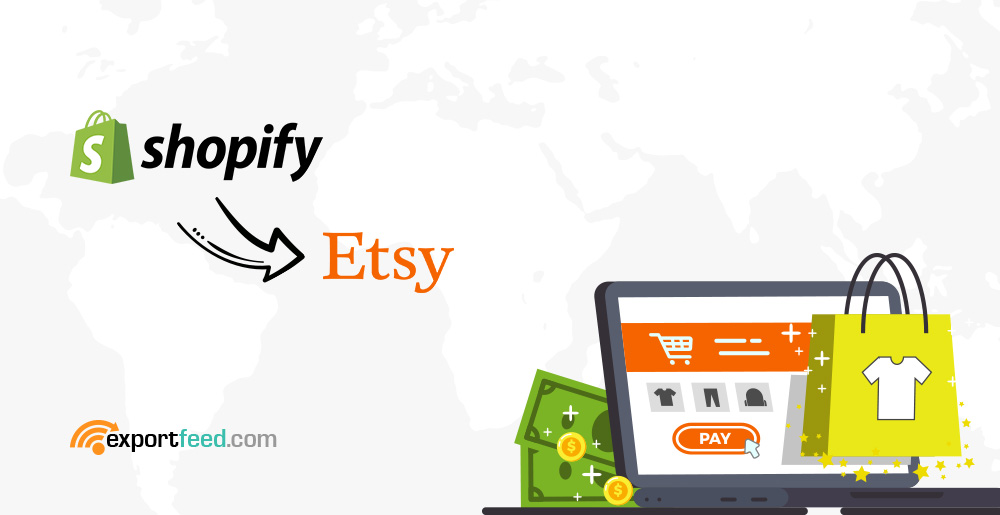 sell shopify products on etsy
