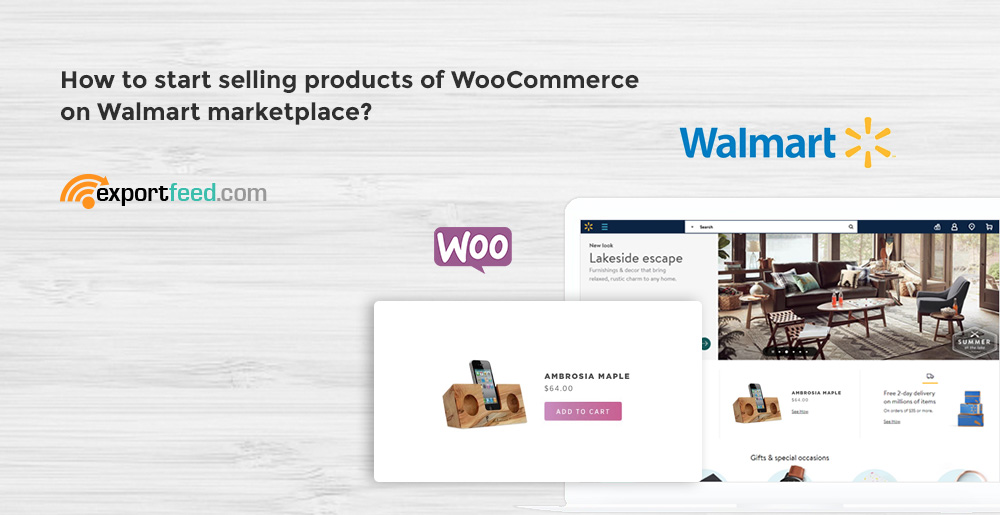woocommerce to walmart