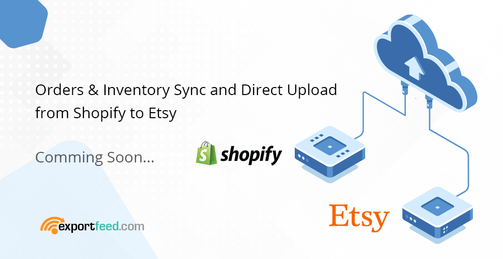 shopify etsy direct upload products sync