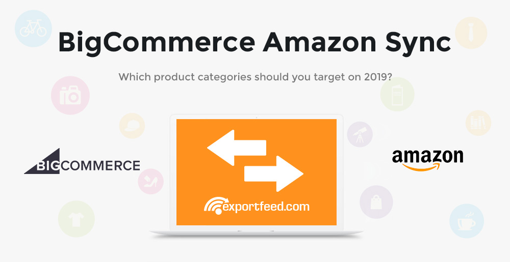 bigcommerce amazon sync product categories 2019
