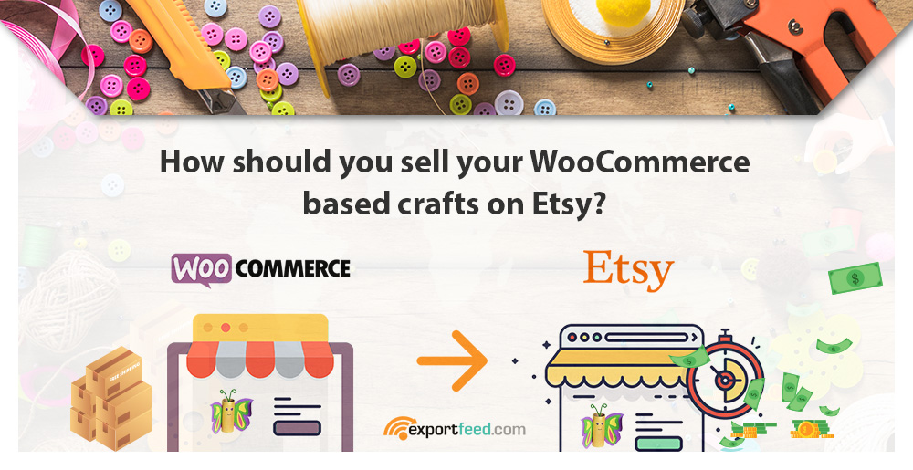 selling woocommerce based crafts on etsy