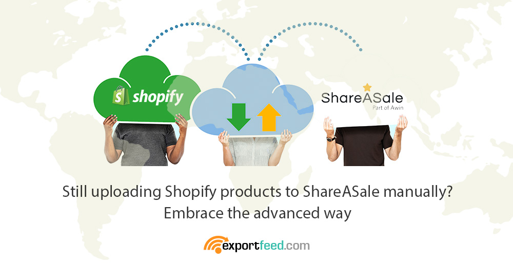 shopify to shareasale ftp upload