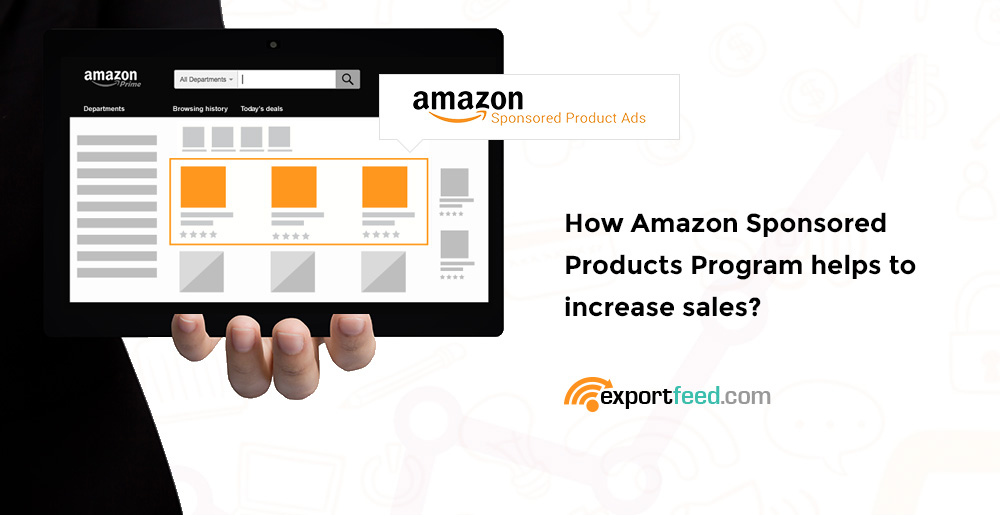 amazon sponsored program to increase sales