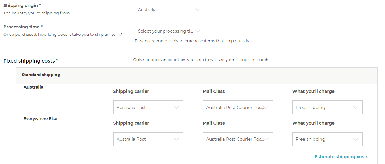 Create-Shipping-Profile