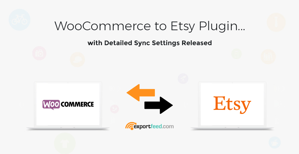 woocommerce to etsy plugin detailed sync settings