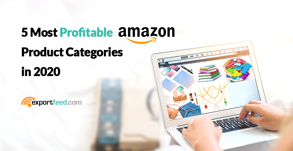 profitable amazon categories