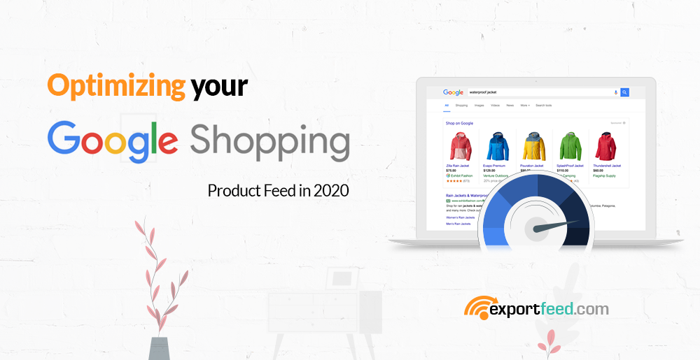 optimizing google shopping feed
